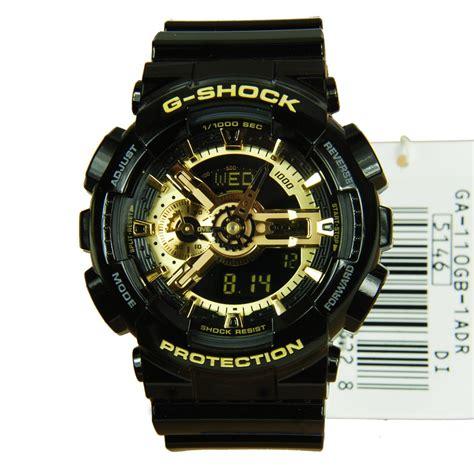 G Shock Ga 110 Gold Series casio g shock ga 110gb 1a ga 110gb ga 110gb 1adr