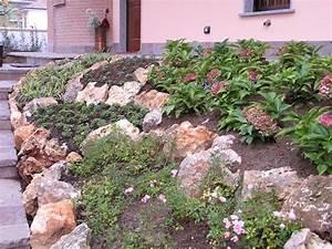 Hang Bepflanzen Bodendecker : steingarten hang anlegen m belideen ~ Sanjose-hotels-ca.com Haus und Dekorationen