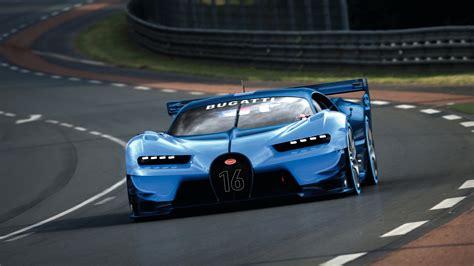 2015 Bugatti Vision Gran Turismo 5 Wallpaper
