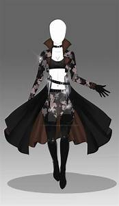 (closed) Auction Adopt - Outfit 197 by CherrysDesigns on DeviantArt | Concept dresses ...