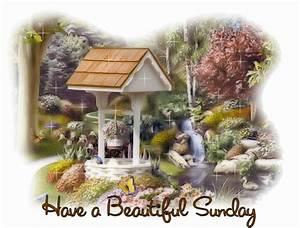 Image Sunday 10 Daily Greetings Animated Glitter Gif