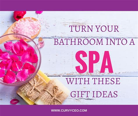 Turn Your Bathroom Into A Spa by Gift Ideas To Turn Your Bathroom Into A Spa