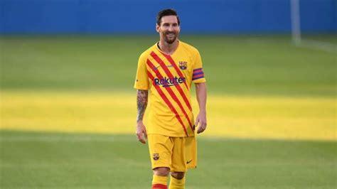 Barcelona rest Lionel Messi, Frenkie de Jong in Champions ...