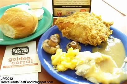 Corral Golden Buffet Grill Chicken Restaurant Fried