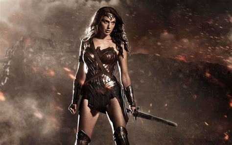 [movies] First Look At Wonder Woman Footage — Major