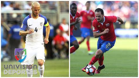 Las claves del Estados Unidos vs Costa Rica - YouTube