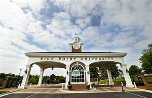 My Road Back to HPU   High Point University   High Point, NC