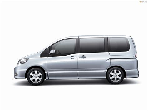 Nissan Serena Wallpapers by Wallpapers Of Nissan Serena 20g 20s C25 2008 10 2048x1536