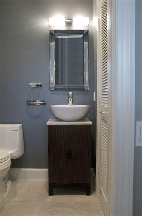 Half Bath  Contemporary  Bathroom  Boston  By Megan