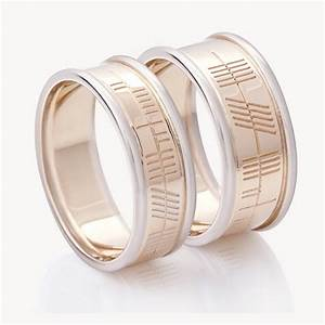 personalized wedding rings unique range announced by With personal wedding rings