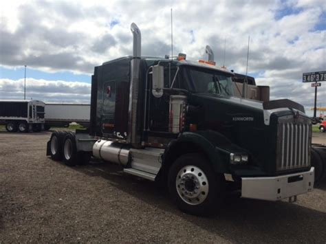 2009 kenworth truck used 2009 kenworth t800 for sale truck center companies