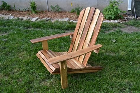 Diy Adirondack Chair  Our Waldo Bungie