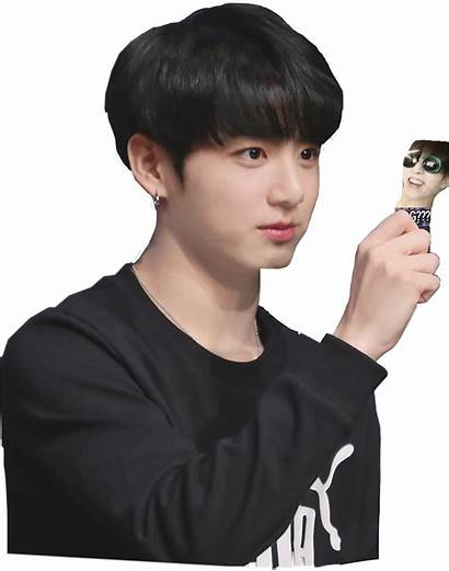Jungkook Meme Looking His Sticker Face
