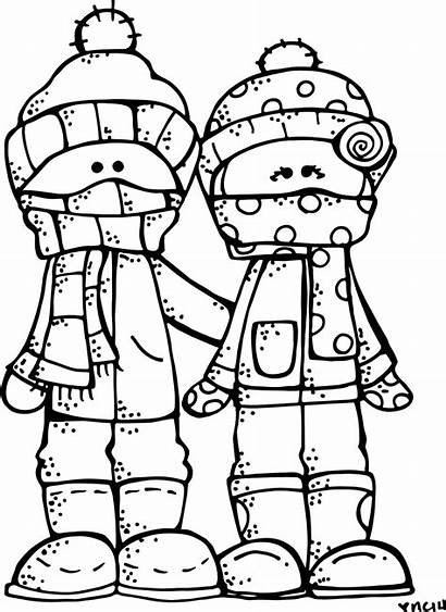 Cold Clipart January Outside Transparent Winter Melonheadz