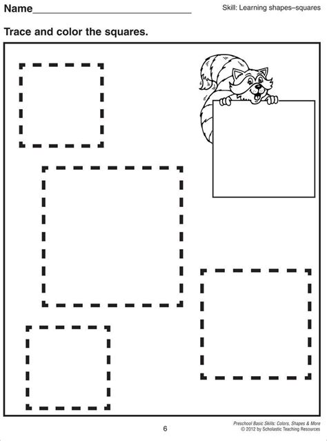 square tracing worksheet αναζήτηση preschoolers 152 | c2d5f2fc5ca35012e22b6468809d9ff1 worksheets for preschoolers tracing worksheets