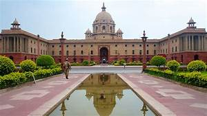 Inside Rashtrapati Bhavan: Residence of 'The President of