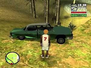GTA San Andreas - Ghost Car - YouTube