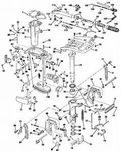 Outboard Motor Parts Diagram