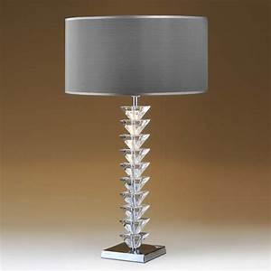 Glas Lampenschirme Für Tischleuchten : tischleuchte pyramids online shop direkt vom hersteller ~ Markanthonyermac.com Haus und Dekorationen
