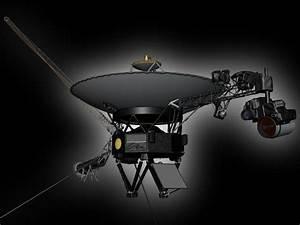 NASA - Model of Voyager