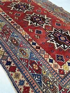 tapis d39orient fait main kazak ancien 120x170 cm catawiki With tapis d orient fait main