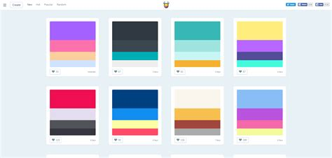 3 color combinations find color inspiration in 21 apps