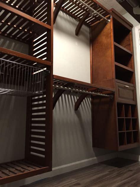 allen roth walk  closet kit lowes closet system