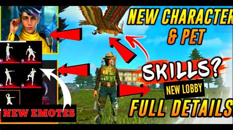 Free fire pc is a battle royale game developed by 111dots studio and published by garena. Free Fire June 2020 Update: Complete List Of Everything In ...