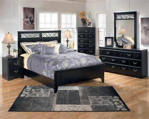 Grey And Black Bedroom Furniture Raya Furniture