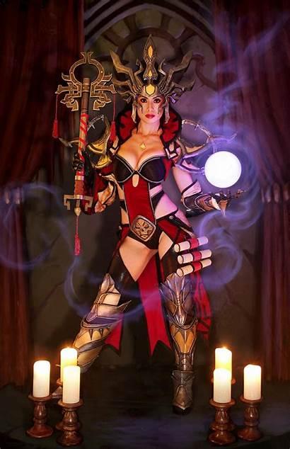 Diablo Wizard Archon Storenvy