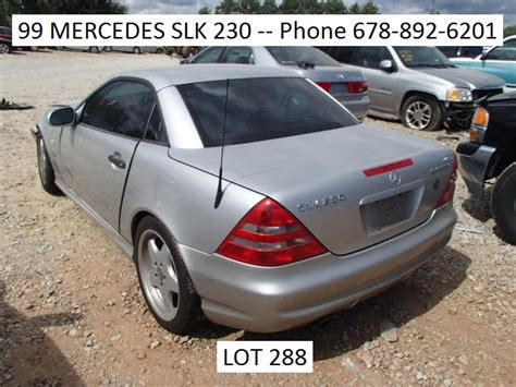 1999 mercedes slk230 sport kompressor rare amg red for sale is a 99 mercedes slk230 in magma red with a anthraciteblack leather interiorwhich has been. SALVAGE