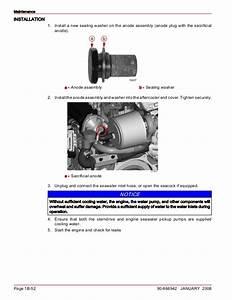 Cummins Mercruiser Qsd 2 0 L Diesel Engine Service Repair