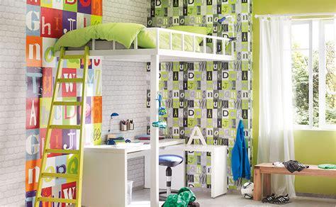 Beeindruckende Inspiration Tapete Kinderzimmer Junge Und
