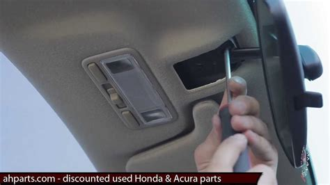 lexus interior 2012 interior inside rear view mirror replacement how to