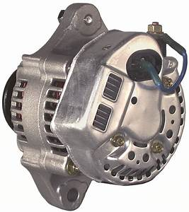 Powermaster 8172 Race 93mm Alternator Mini Denso Jumper