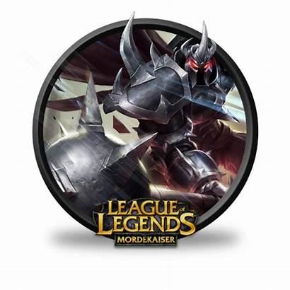 Mordekaiser Icon League Legends Icons Fazie69 Dragon
