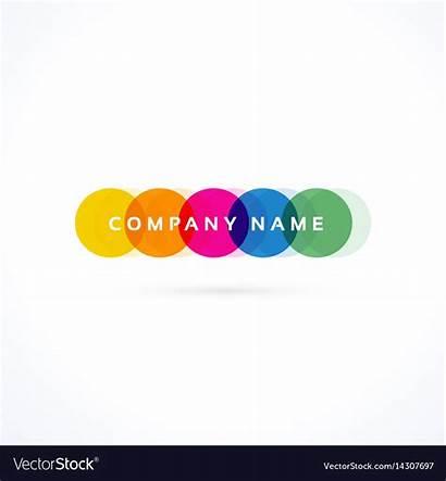 Vibrant Colorful Creative Vector Royalty