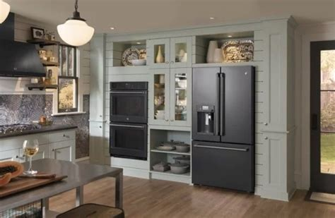 The Design of GE Black Slate?   Kitchen Design Blog