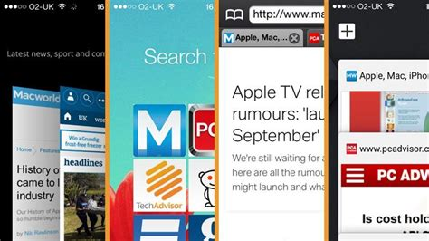iphone browser best iphone web browser apps features macworld uk