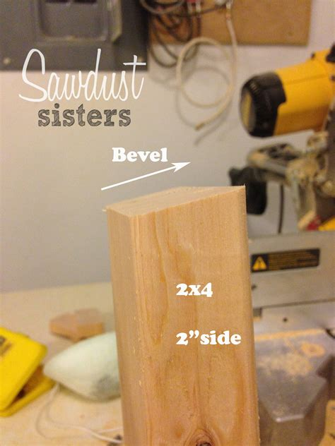 bevel  miter    difference sawdust sisters