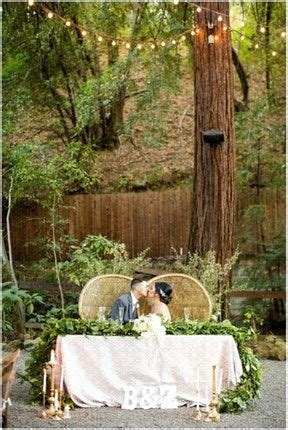 Deer Park Villa Outdoor Marin Wedding Venue Redwoods