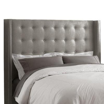 Fabric Headboards Canada by Skyline Furniture Mfg Nail Button Tufted