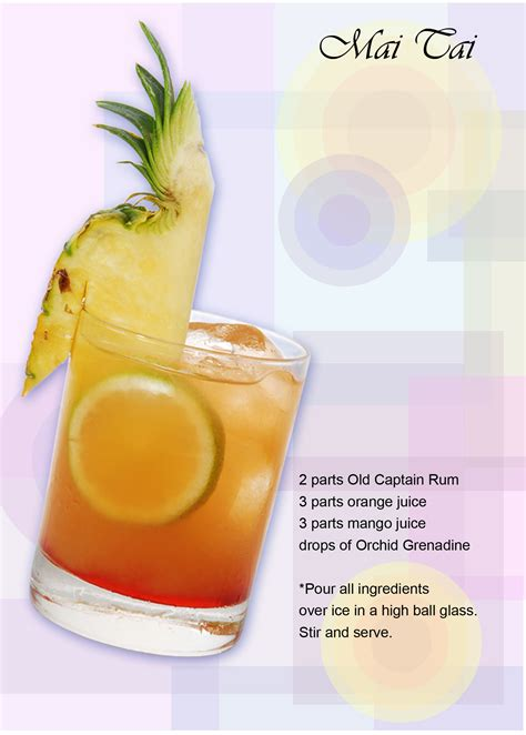 mai recipe find delicious cocktails recipes join restaurants guide4u com for free and submit your