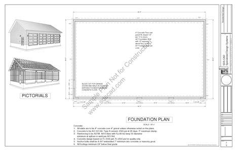 Kissenfüllung 30 X 50 by G442 30 X 50 X 12 8 12 Pitch Workshop Garage Plans