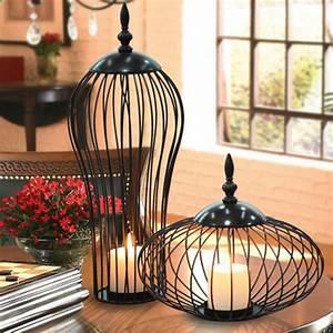 Tea, Light, Wedding, Candle, Holder, Glass, Classic, Candlestick, Decorative, Cage, Hookah, Portavelas