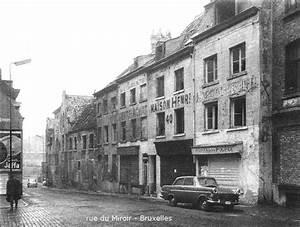 Miroir De Rue : rue du miroir bruxelles anciennes pub peintes sur ~ Melissatoandfro.com Idées de Décoration