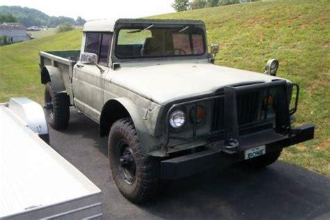 custom kaiser jeep 1968 kaiser jeep m715 3 000 100067251 custom lifted