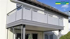 Sichtschutz Für Balkongeländer : balkongel nder alu ab 127 kaupp balkone sterreich ~ Markanthonyermac.com Haus und Dekorationen