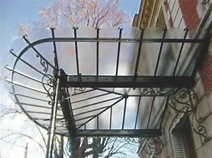 Marquise De Porte Ancienne : r novation de marquise ancienne lucien longueville ~ Dailycaller-alerts.com Idées de Décoration