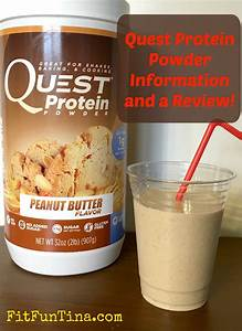 Quest Protein Shakes   Information And A Review